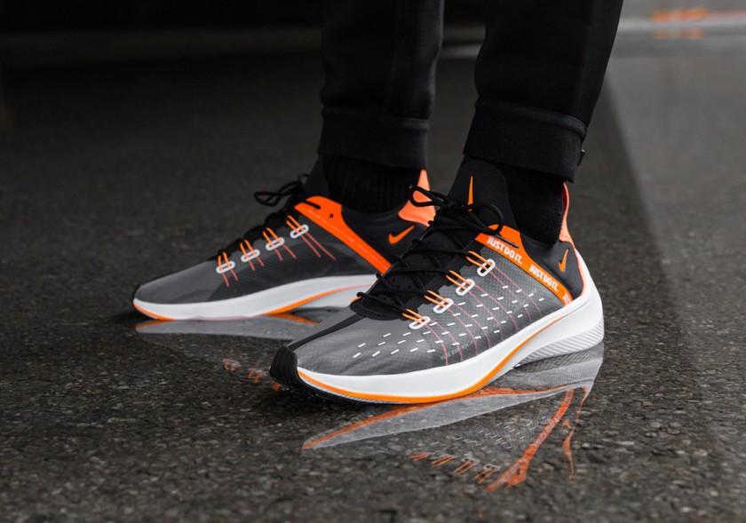 Oferta Zapatillas Nike,Nike EXP X14 SE Hombre Negras Blancas