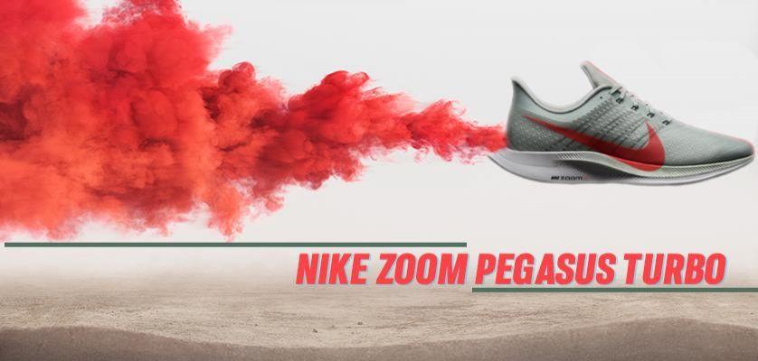 Nike Zoom Pegasus Turbo, la Pegasus que te hará correr más rápido que nunca