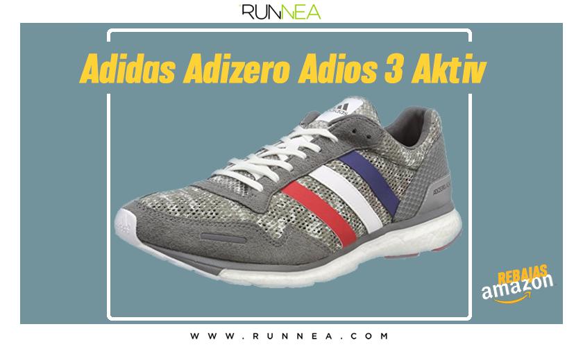 Precios más económicos de las Adidas Adizero Adios 3 Aktiv
