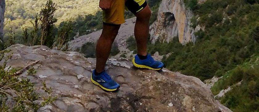 Brooks Puregrit 7, modelo muy próximo al natural running - foto 10