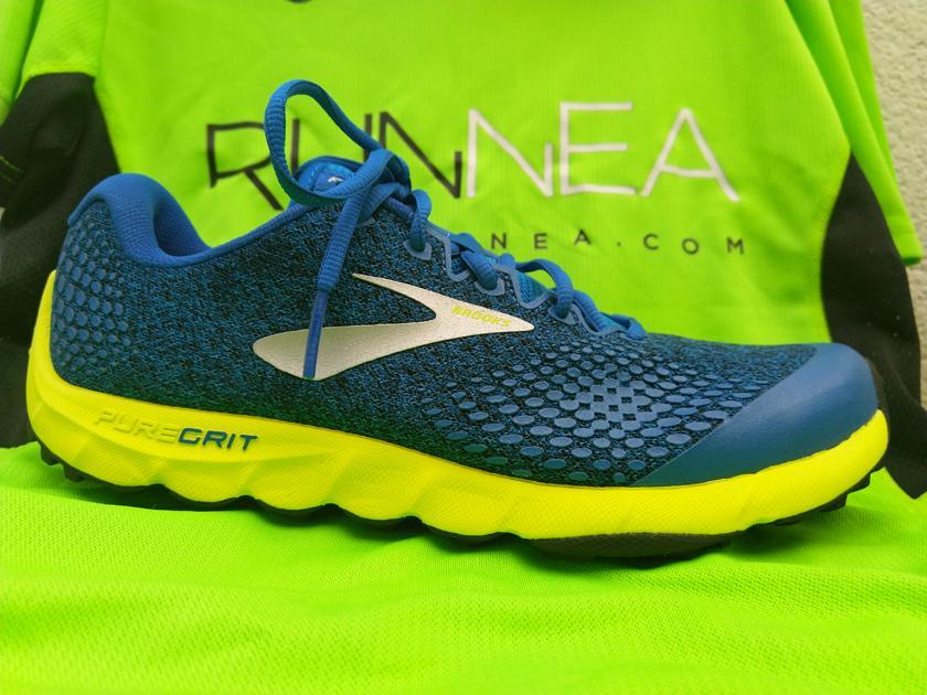 Review completa de las zapatillas de trail running Brooks Puregrit 7 - foto 1