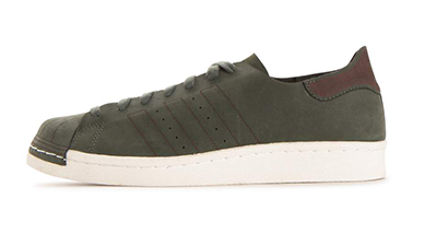 Zapatilla sneaker Adidas Superstar 80s Decon