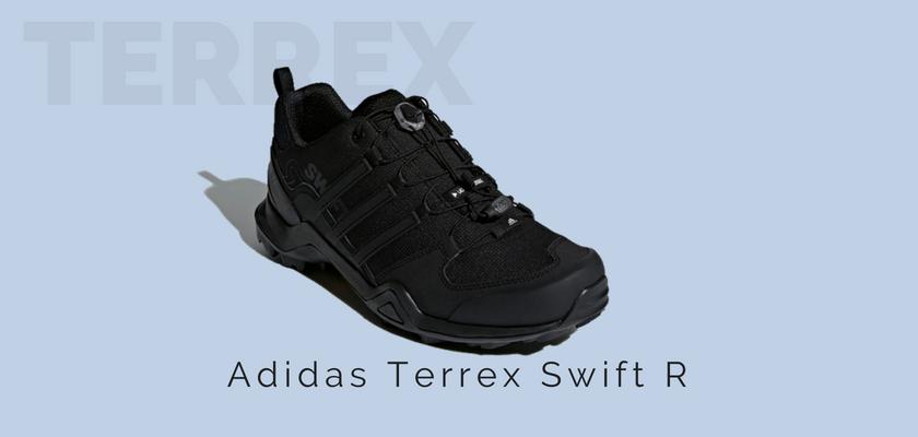 Adidas Terrex: la gama de zapatillas trail de la marca alemana, Adidas Terrex Swift R