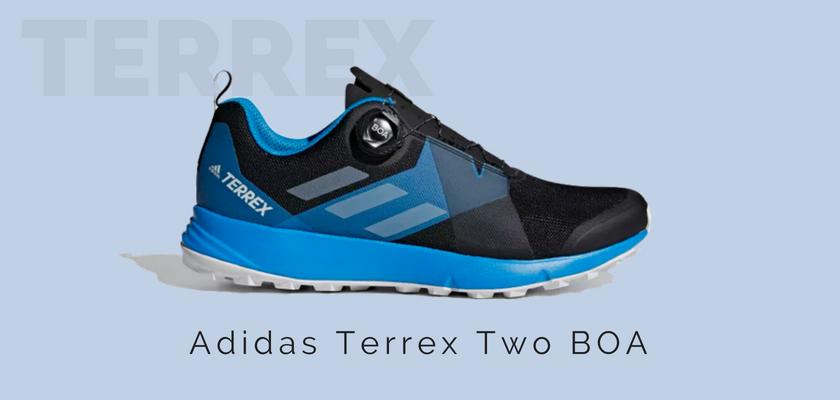 Adidas Terrex: la gama de zapatillas trail de la marca alemana, Adidas Terrex Two BOA