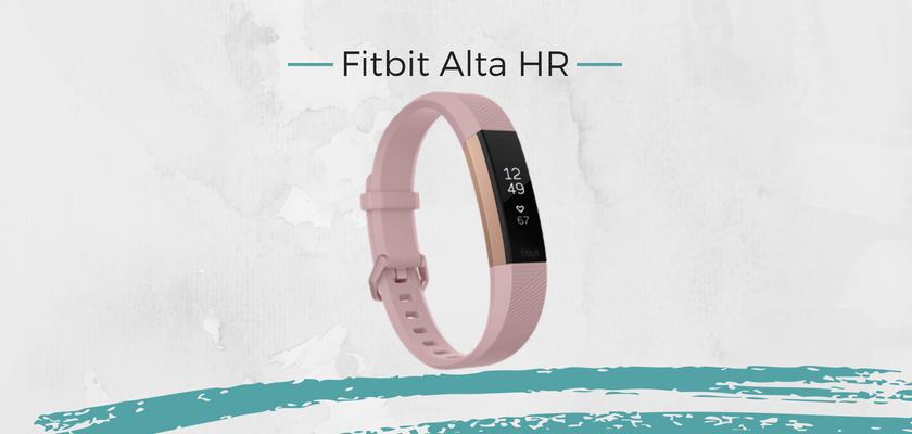 mejores pulseras actividad, Fitbit Alta HR