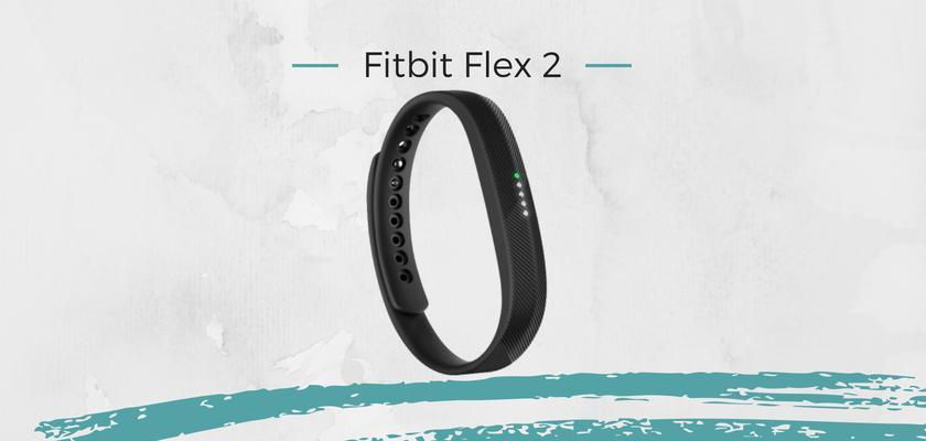 mejores pulseras actividad, Fitbit Flex 2