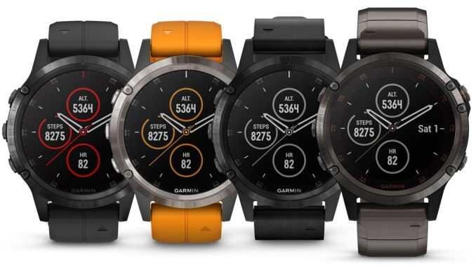 garmin fenix 5s plus colores