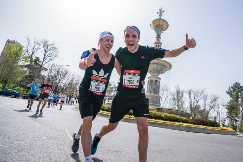 Maraton Madrid 2019 recorrido y horario
