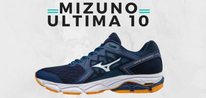 Mizuno Wave Ultima 10, una alternativa fiable a las Nike Pegasus