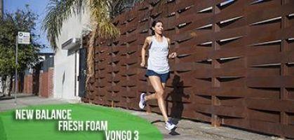 New Balance Fresh Foam Vongo v3, la zapatilla pronadora que cubre todas tus necesidades sobre la asfalto