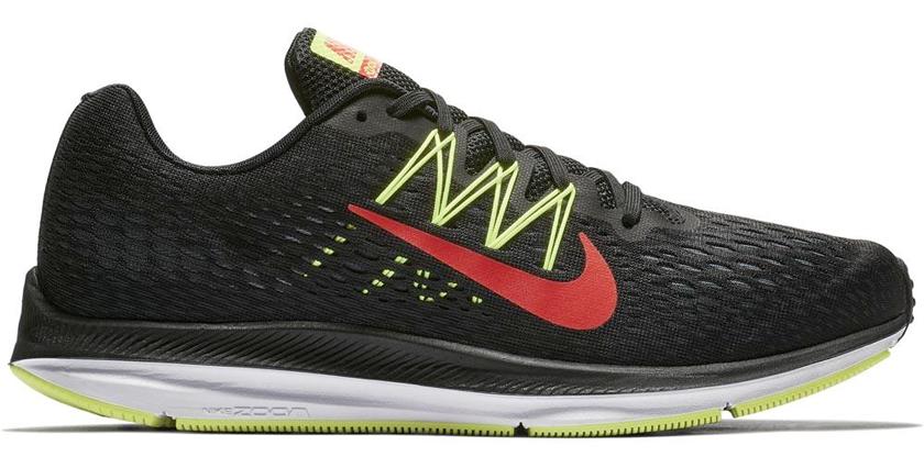 Nike Air Zoom Winflo 5, puntos fuertes y más destacados - foto 1