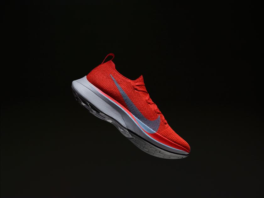 Nike Zoom Vaporfly 4% Flyknit, las zapatillas de running de Eliud Kipchoge, características - foto 2