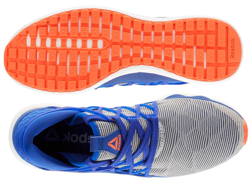 Reebok Floatride Run Flexweave, zapatilla de entrenamiento y competición de larga distancia - foto 2