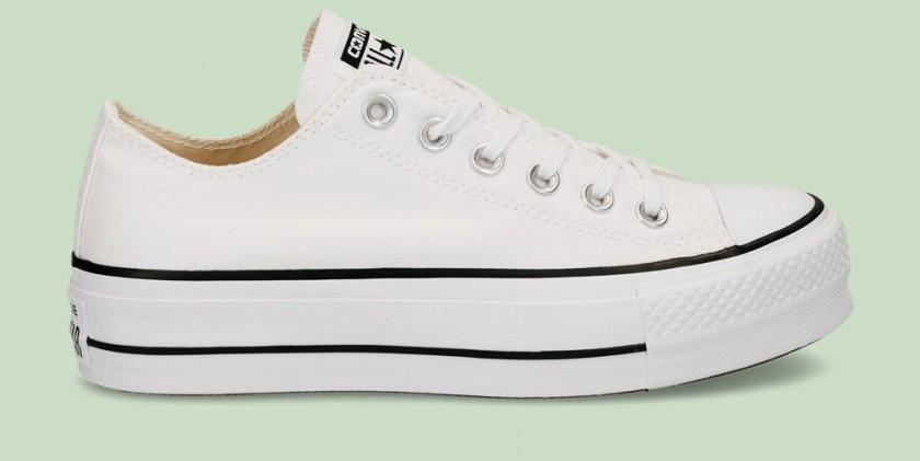 Converse Chuck Taylor All Star Lift zapatilla con plataforma