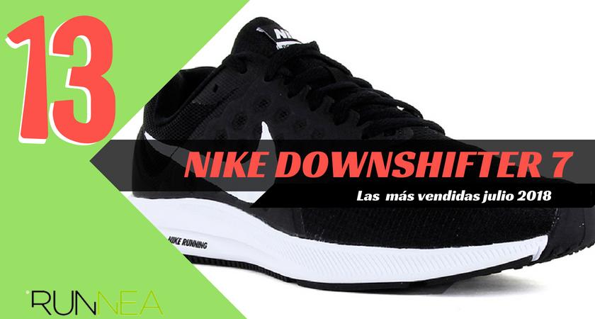 Las 15 zapatillas de running más vendidas del mes de julio 2018 - Nike Downshifter 7