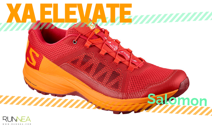 eb580ad7c7a4 Zapatillas de trail running mejor valoradas de Salomon - Salomon XA Elevate