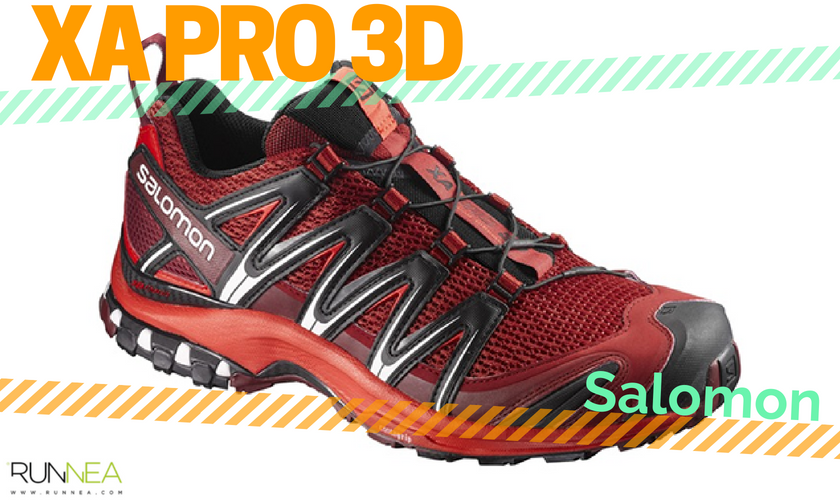 talla 40 86add 43743 Las 11 zapatillas de trail running mejor valoradas de Salomon