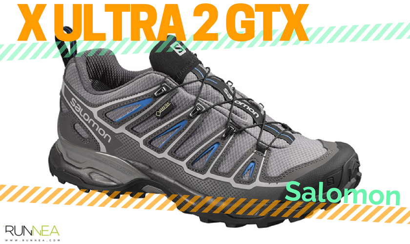 Las 11 zapatillas de trail running mejor valoradas de Salomon