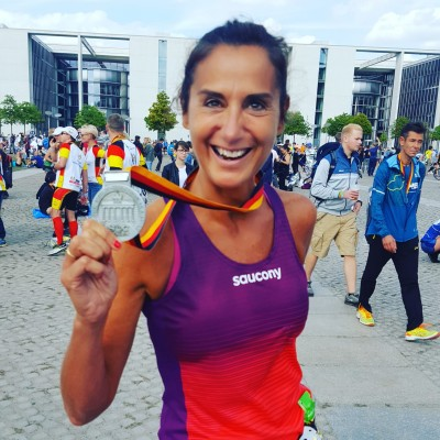 Así he vivido la Maratón de Berlín