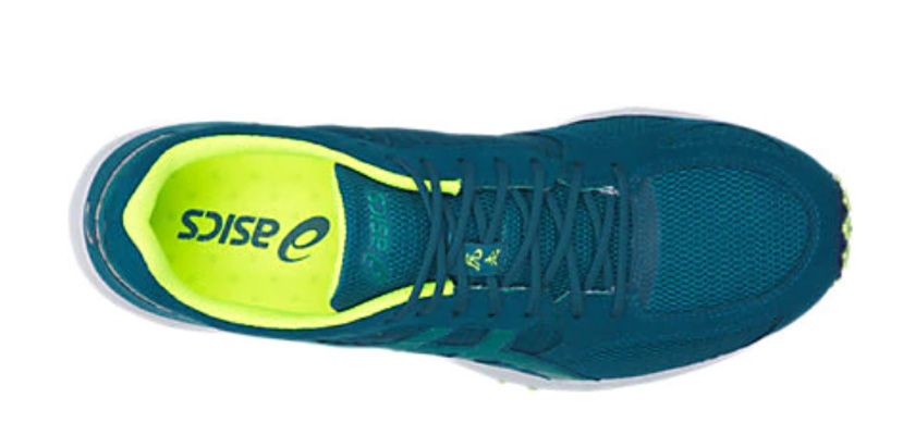 Asics Tartherzeal 6, upper