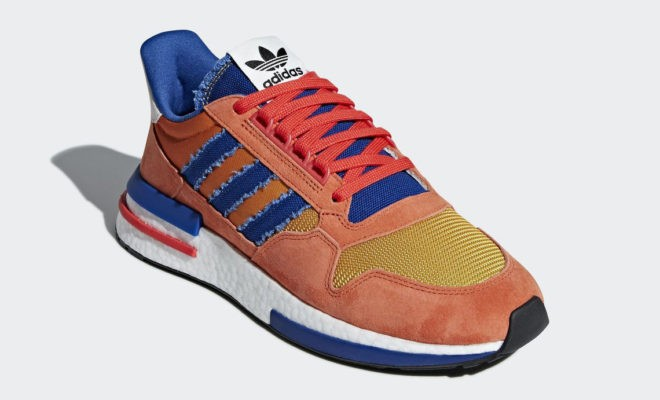new arrival 4a628 3ff3d Adidas ZX 500 RM x Dragon Ball Release Date