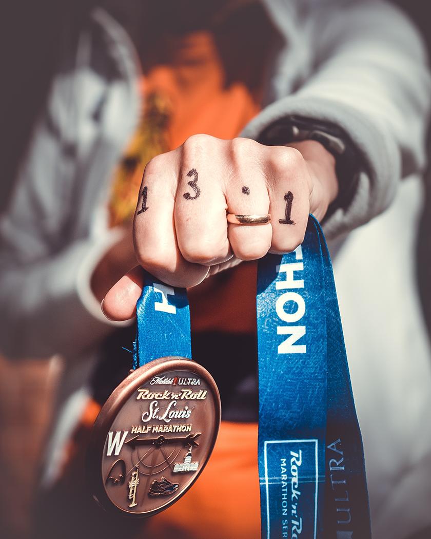 Cómo entrenar una media maratón desde cero - foto 1