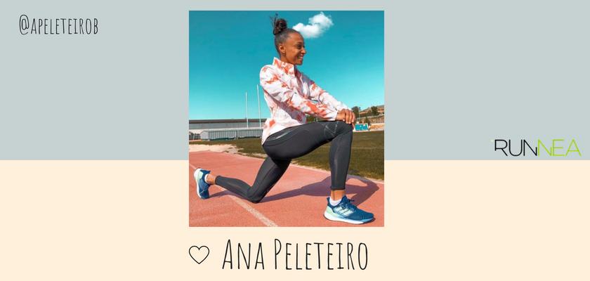 Las instagramers más influyentes del universo running en España, Ana Peleteiro