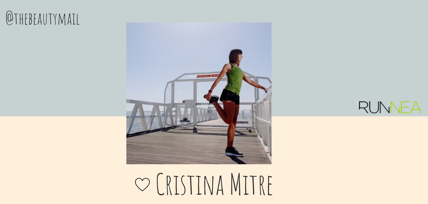 Las instagramers más influyentes del universo running en España, Cristina Mitre