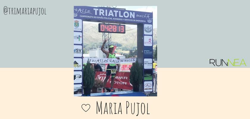 Las instagramers más influyentes del universo running en España, Maria Pujol