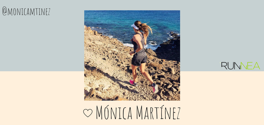 Las instagramers más influyentes del universo running en España, Mónica Martínez