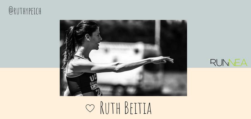 Las instagramers más influyentes del universo running en España, Ruth Beitia