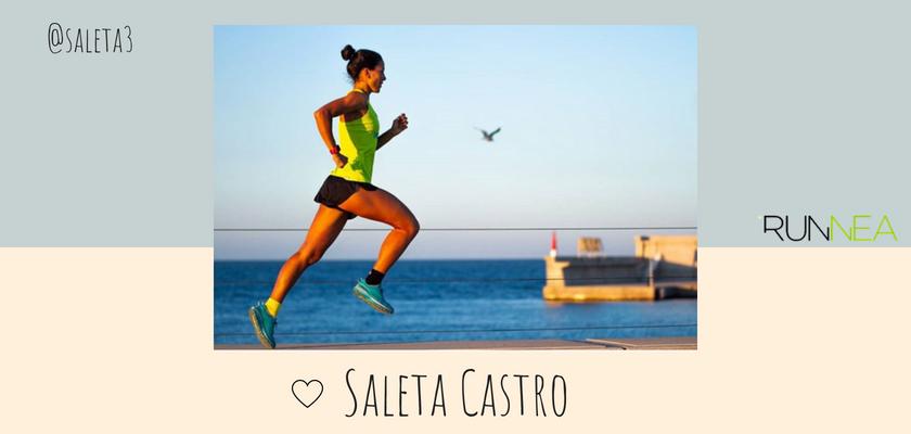 Las instagramers más influyentes del universo running en España, Saleta Castro