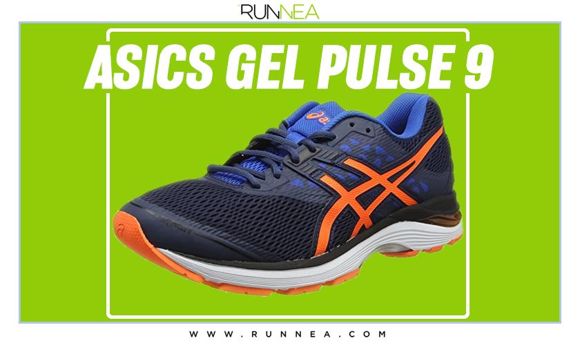 Mejores zapatillas de running para empezar a correr - ASICS Gel Pulse 9