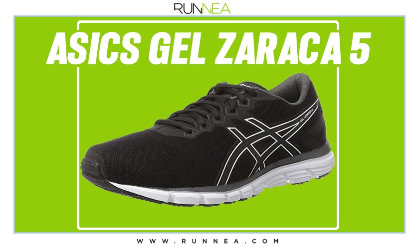Mejores zapatillas de running para empezar a correr - ASICS Gel Zaraca 5