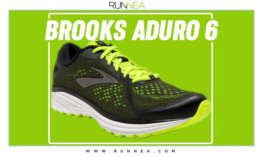 Mejores zapatillas de running para empezar a correr - Brooks Aduro 6