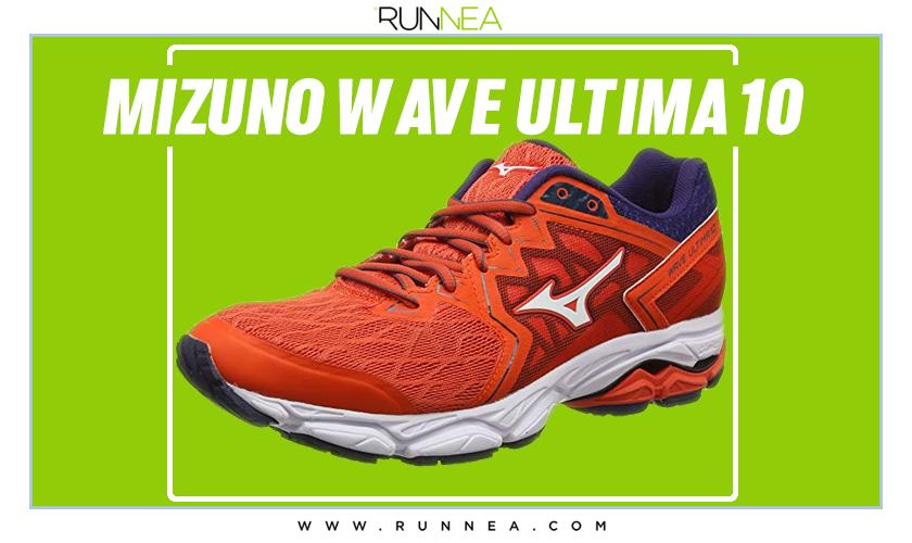Mejores zapatillas de running para empezar a correr - Mizuno Wave Ultima 10