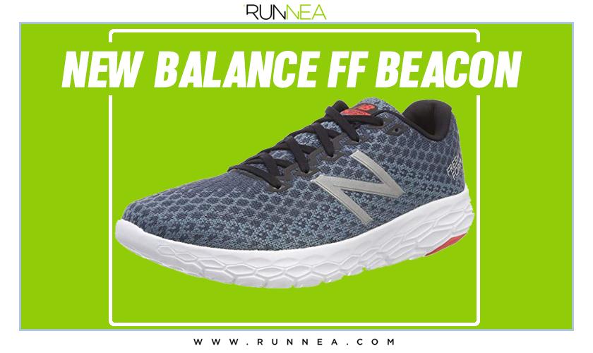 Mejores zapatillas de running para empezar a correr - New Balance Fresh Foam Beacon