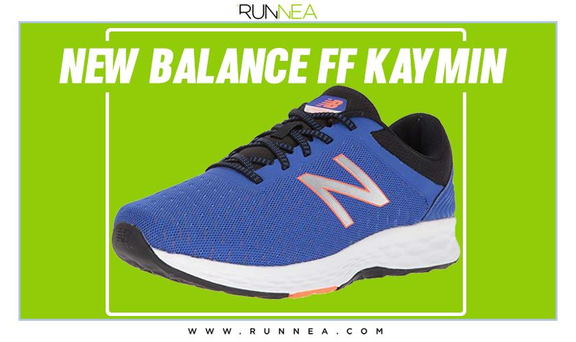 Mejores zapatillas de running para empezar a correr - New Balance Fresh Foam Kaymin
