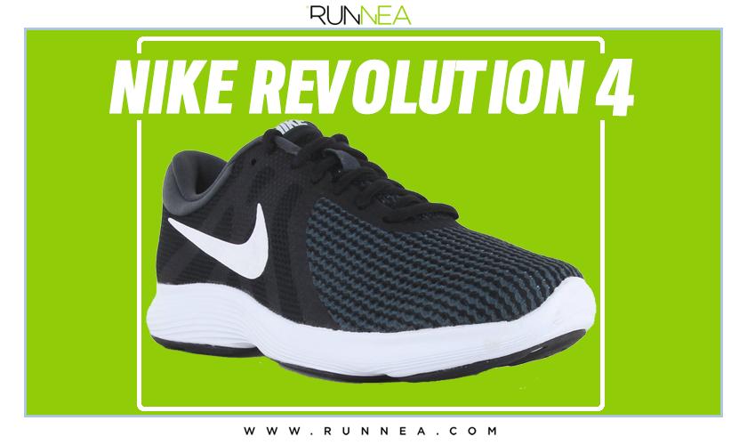 Mejores zapatillas de running para empezar a correr - Nike Revolution 4