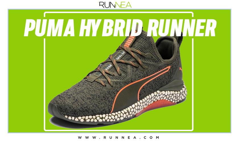 Mejores zapatillas de running para empezar a correr - Puma Hybrid Runner