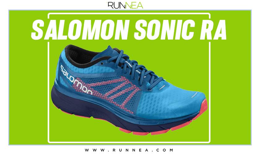 Mejores zapatillas de running para empezar a correr - Salomon Sonic RA
