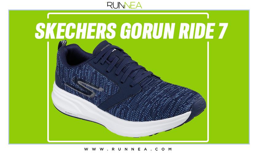 Mejores zapatillas de running para empezar a correr - Skechers GoRun Ride 7