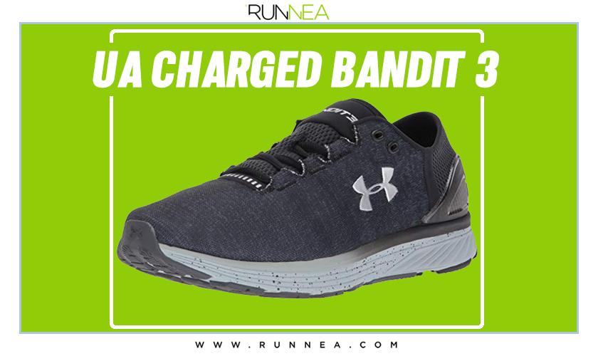 Mejores zapatillas de running para empezar a correr - Under Armour Charged Bandit 3