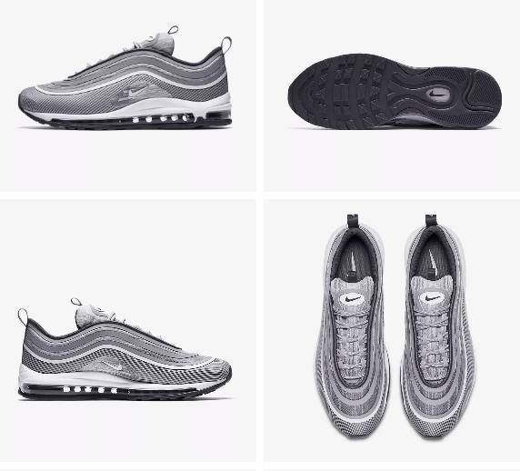 Nike Air Max 97 Ultra 17: Características | Sneakitup