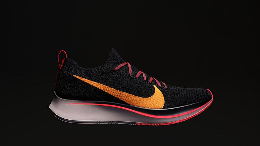 Nike Zoom Fly cambio de look con el tejido Flyknit - foto 2
