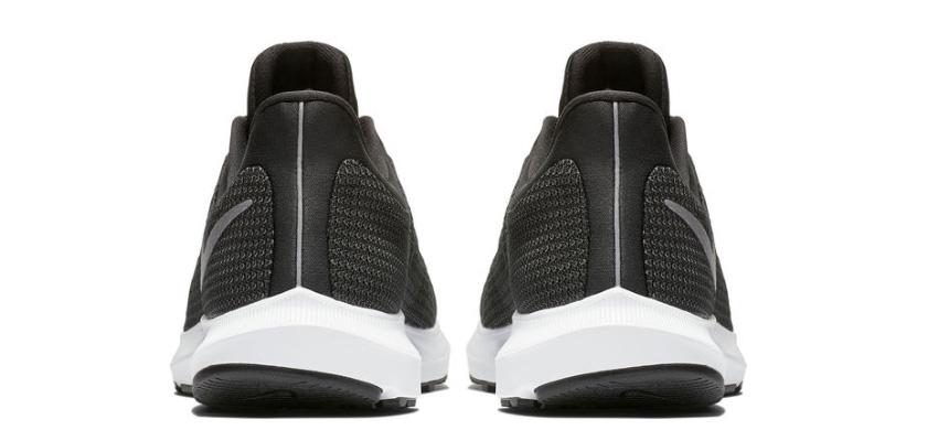 Nike Quest, talón