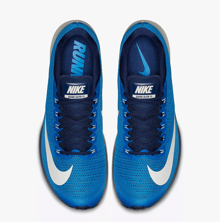 Nike Air Zoom Elite 10, especificaciones técnicas - foto 2