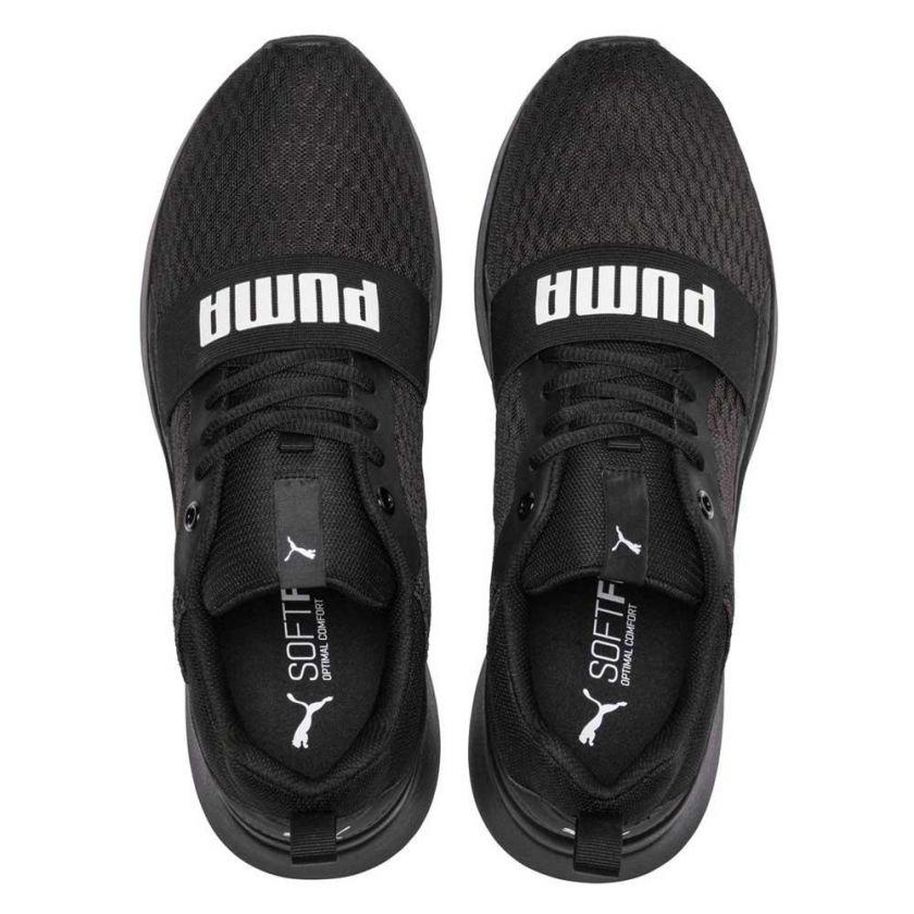 puma wired upper