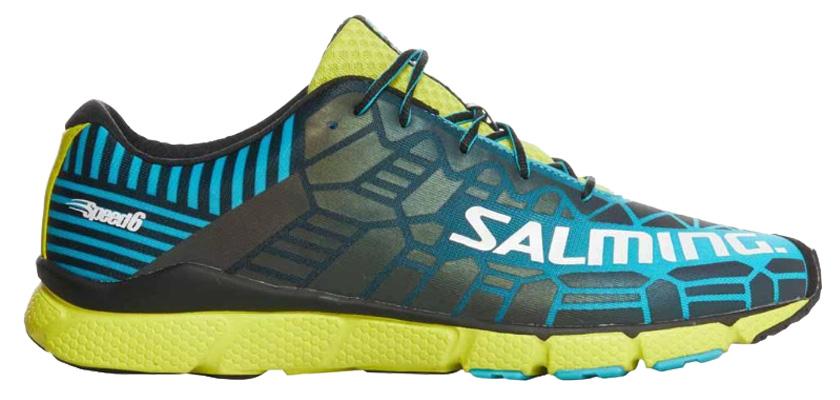 Salming Speed 6, características
