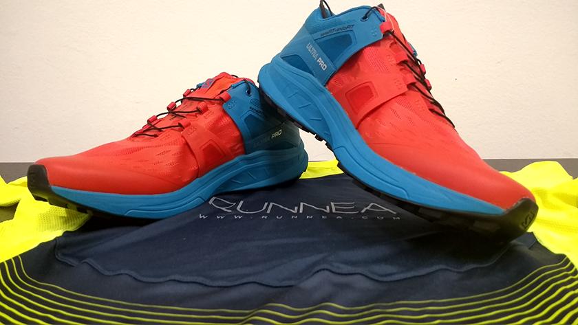 Salomon Ultra Pro, diseño pensado para el confort - foto 2